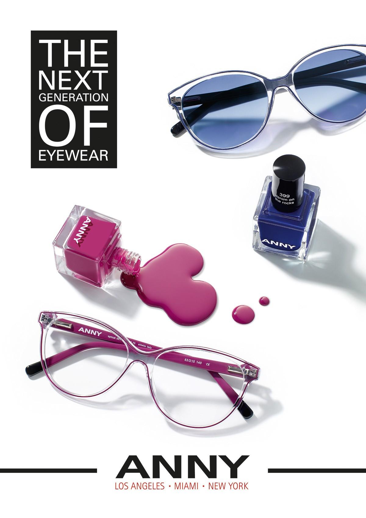 6606531e1f N°2 du marché des cosmétiques en Allemagne, la marque de lunettes de vue  Anny est devenue, en 2 ans, une marque culte.
